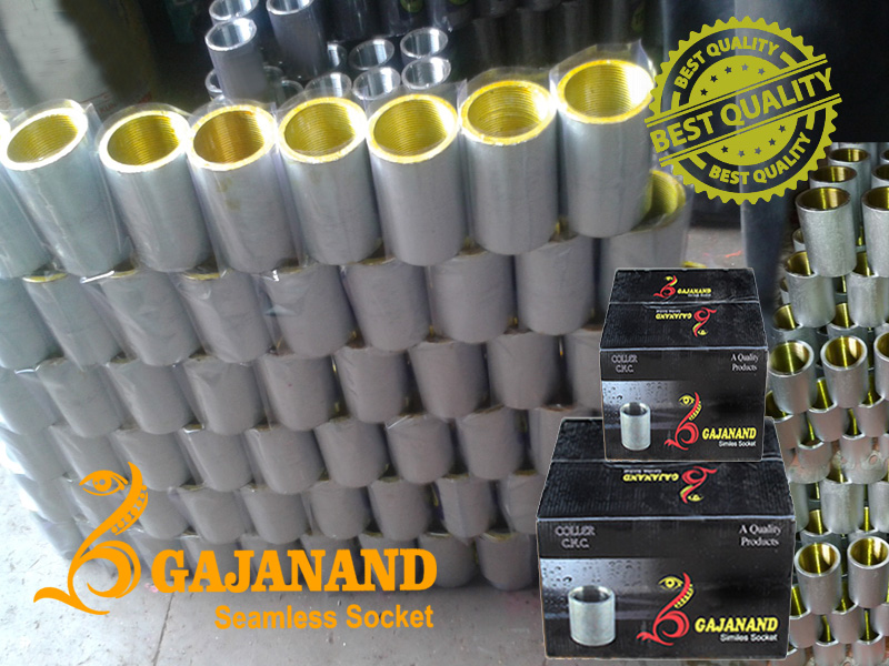 Gajanand Industries Pipe Fitting Manufacturers, CNC Thread